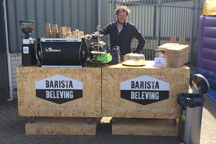 Barista-bar