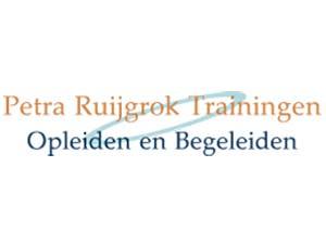 Petra Ruijgrok trainingen logo
